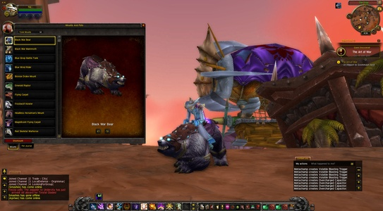 wow how to get headless horseman mount