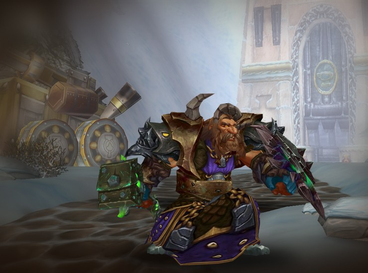 how to change class in wow