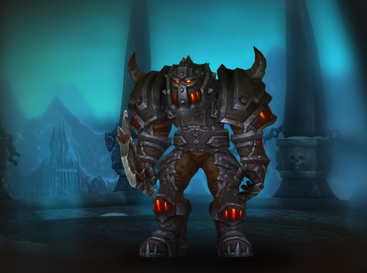 Armor penetration death knight